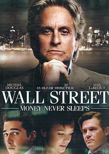 WALL STREET:MONEY NEVER SLEEPS BY DOUGLAS,MICHAEL (DVD)