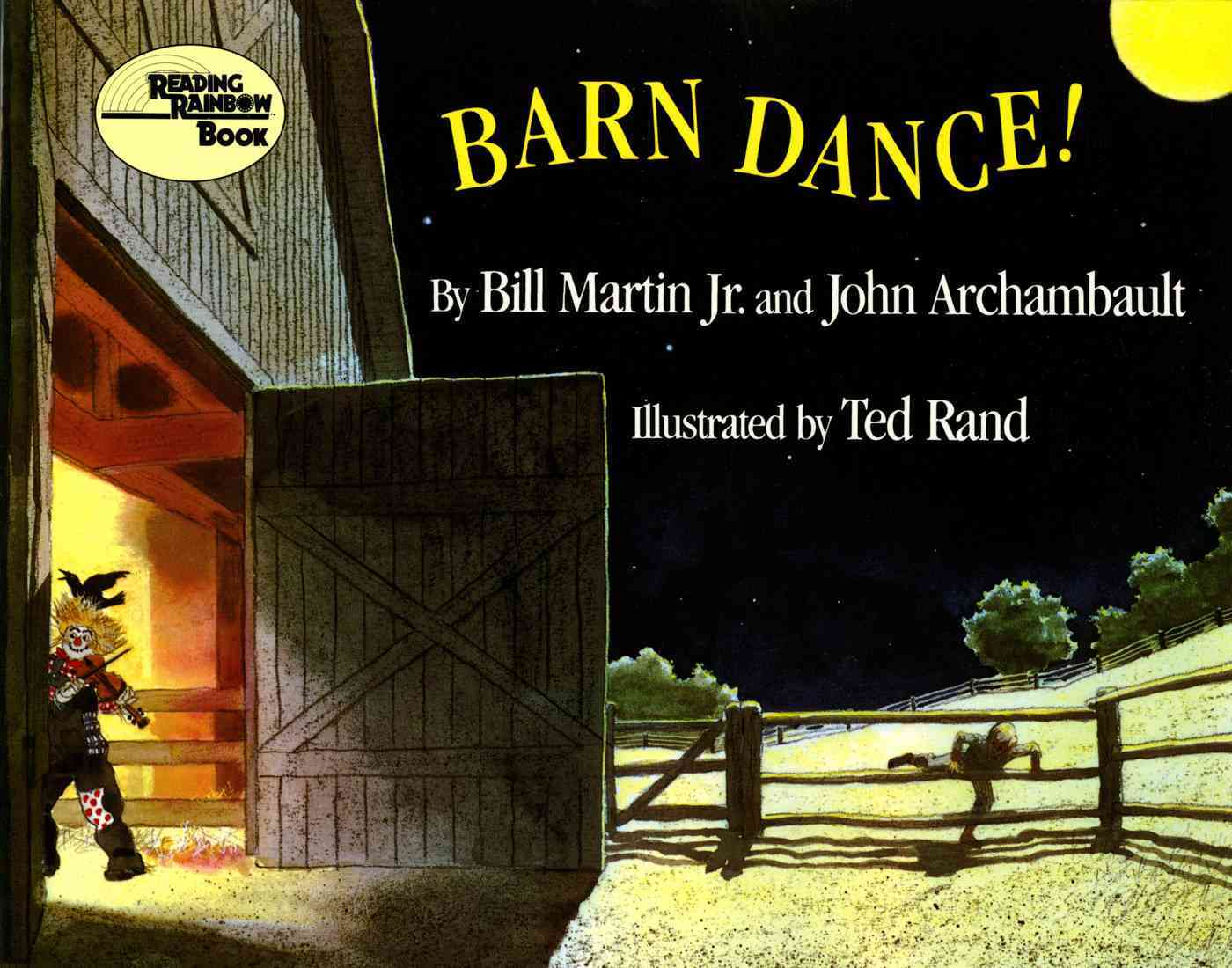 Barn Dance By Martin, Bill/ Archambault, John/ Rand, Ted (ILT)
